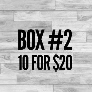 Other - Resellers Box #2 10 for $20